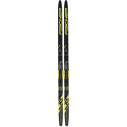 Fischer SCS Skate Skis Jr - Mounted