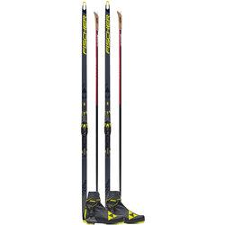 Fischer Speedmax Skate Racing w/ Fischer Boots & Swix Poles