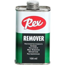 Rex Wax Remover
