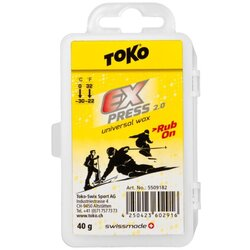 Toko Express 2.0 Rub On 40g