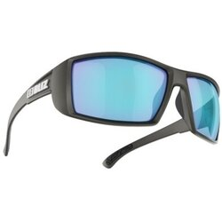 Bliz Optics Active Drift - Matte Blk/Brn w/Sil Mirror Lens - Polarized