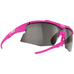 Bliz Optics Tempo (Small Face) Neon Pink with Silver Lens