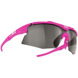 Bliz Optics Active Tempo (Small Face) Neon Pink with Silver Lens