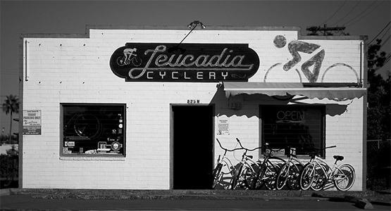 Leucadia Cyclery storefront
