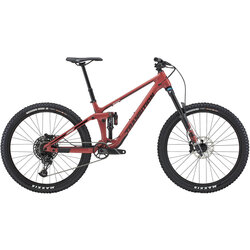 Transition Scout Alloy NX (Rasberry Red)