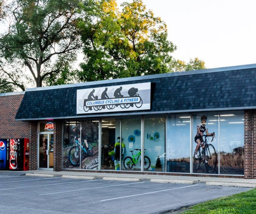 Columbus Cycling & Fitness storefront