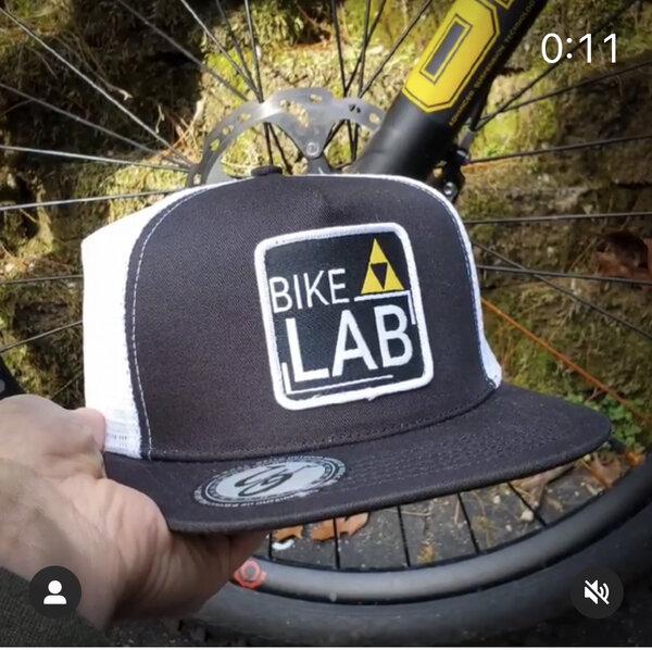 The Bike Lab OKC Bike Lab Trucker Hat