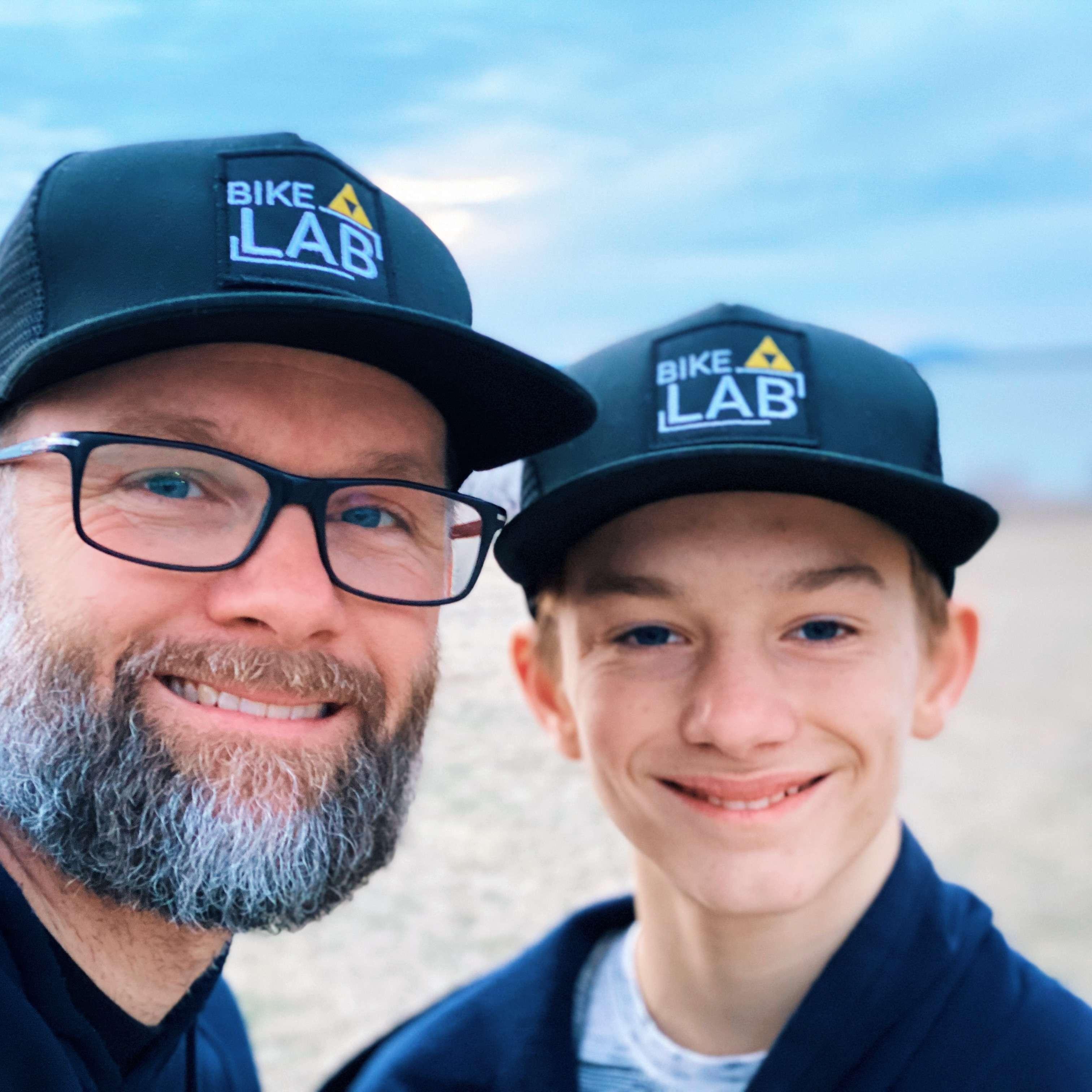 Tony and his son
