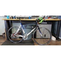 The Bike Lab OKC 2008 Giant TCR Composite 3 - Size XL(60cm)
