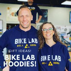 The Bike Lab OKC Bike Lab Hoodie