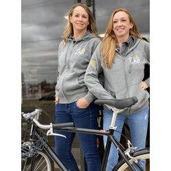 The Bike Lab OKC 2020 Bike Lab Zip Hoodie