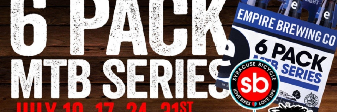 6 Pack Mountain Bike Series