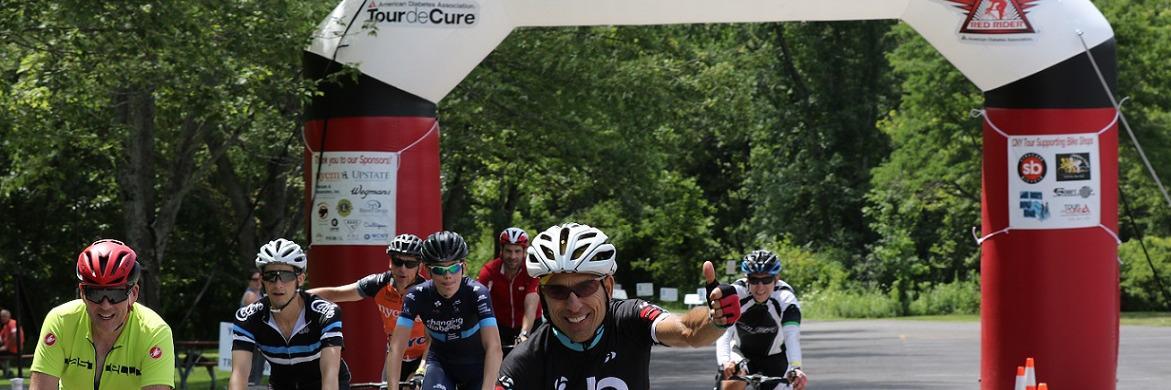 Syracuse Bicycle Tour de Cure Team