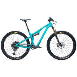 Yeti Cycles SB115 C-SERIES MD TURQ C2 FACTORY 21