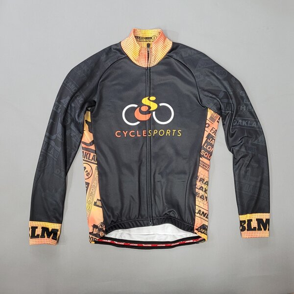 Cycle Sports CSO Long Sleeve Jersey