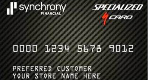 Specialized S Card