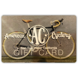 American Cyclery Gift Card