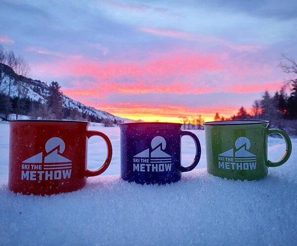 Methow Cycle & Sport Ski The Methow Camp Mug