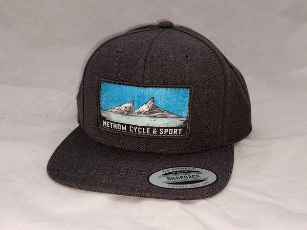 Methow Cycle & Sport Mountain Logo Hat