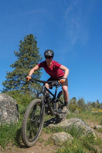 Methow Cycle & Sport Women's Advanced Skills Progression Spring Series