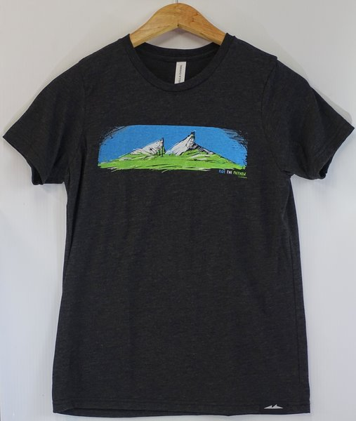 Methow Cycle & Sport Men's Mountain Logo Tee