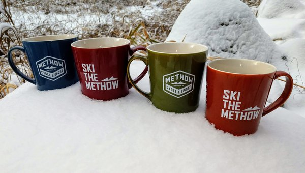 Methow Cycle & Sport Ski the Methow Mug