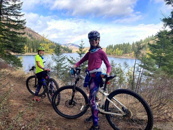 Methow Cycle & Sport Girl's Mountain Bike Camp July