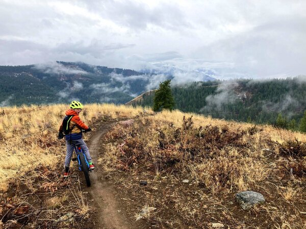 Methow Cycle & Sport MTB Adventure Camp 10-12 YO Aug