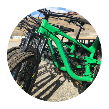 Methow Cycle Sport Rentals
