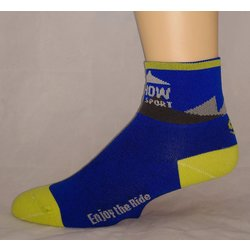 Methow Cycle & Sport Coolmax Sock 2.5