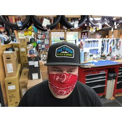 Methow Cycle & Sport Logo Hat - Podium Tech Snapback