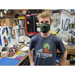 Methow Cycle & Sport Men's Sun Logo Tee