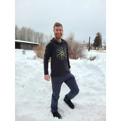 Methow Cycle & Sport Spokes Hoodie - Men's