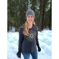 Methow Cycle & Sport Spokes Hoodie - Women's
