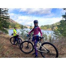 Methow Cycle & Sport Intermediate Girls Fall Mountain Bike Camp