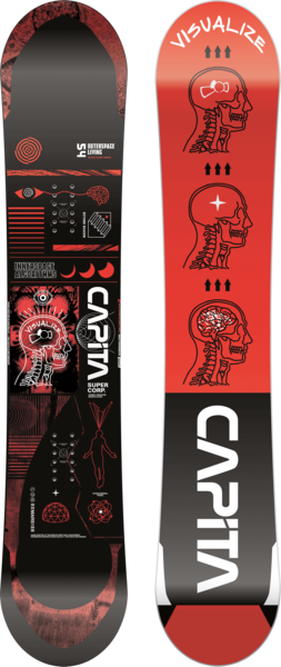 CAPiTA Snowboarding Outerspace Living