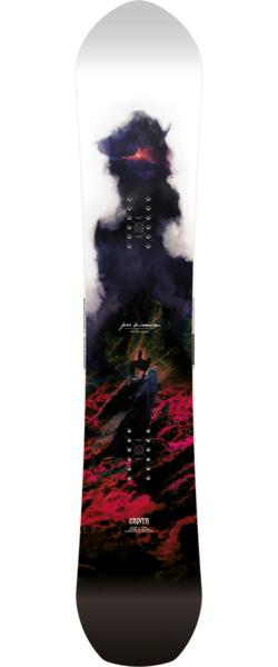 CAPiTA Snowboarding THE EQUALIZER by Jess Kimura