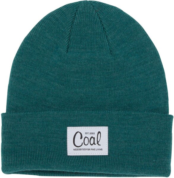 Coal Headwear The Mel Recycled Polylana Knit Beanie Color: Green
