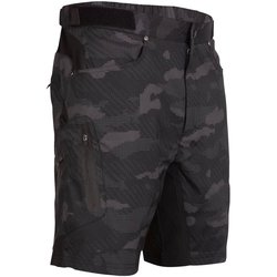 Zoic ETHER 9 CAMO SHORTS + ESSENTIAL LINER