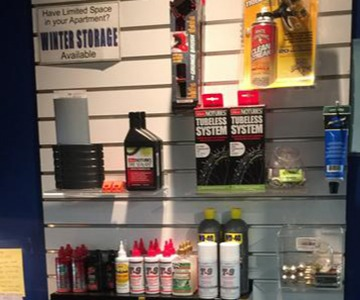 bike lubes and cleaners