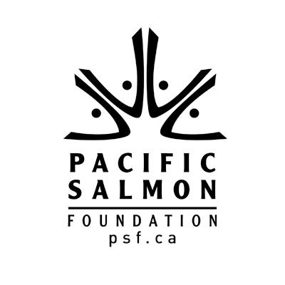 Pacific Salmon Foundation | psf.ca | logo