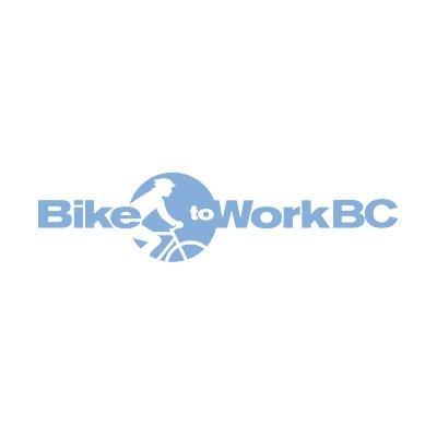 Bike to Work BC logo