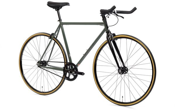 State Bicycle Co. 4130 Line - Army Green