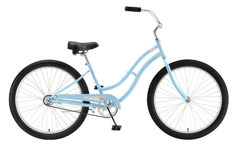 single speed beach cruiser