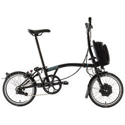 Brompton E-Bike H2L Black