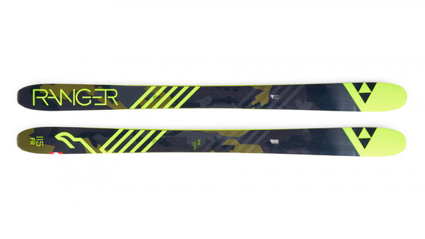 Fischer Skis Ranger 115 FR