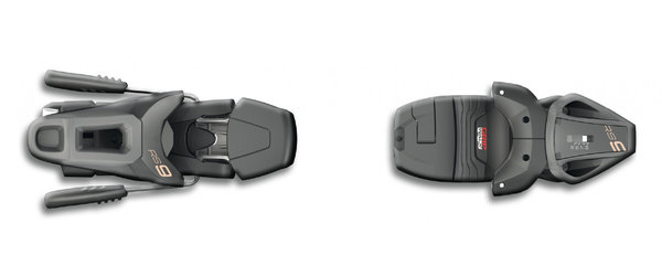 Fischer Skis MY RS 9 GW SLR / WTRACK (Black/White)