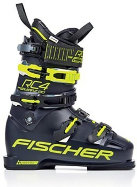 Fischer Skis RC4 Curv 130 Vacuum Full Fit