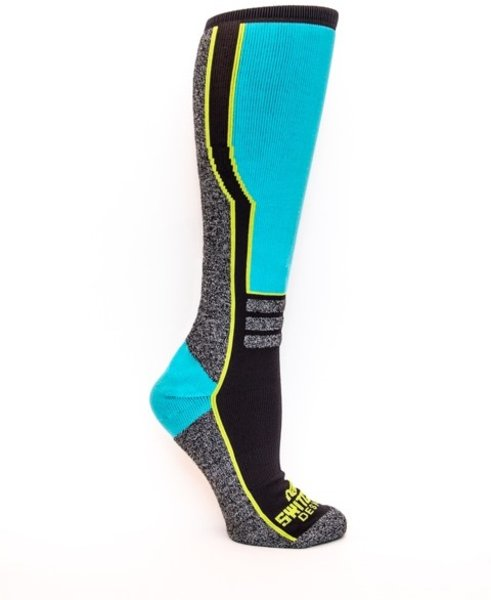 Switchback Fall Line sock