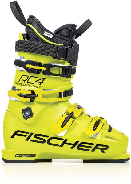Fischer Skis RC4 Curv 140 Vacuum Full Fit